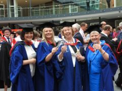 MSc Consciousness, Spirituality and Transpersonal Psychology Graduation 2016