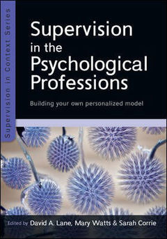 New Book launched: Supervision in the Psychological Professions